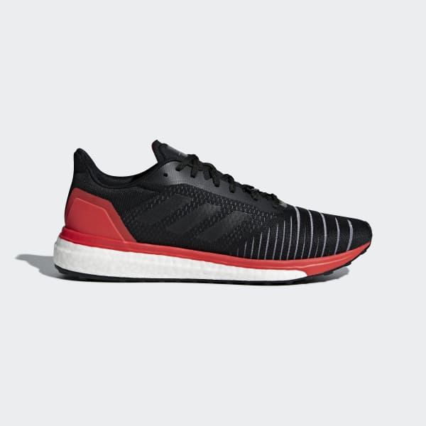Solar Drive Shoes Black AC8134