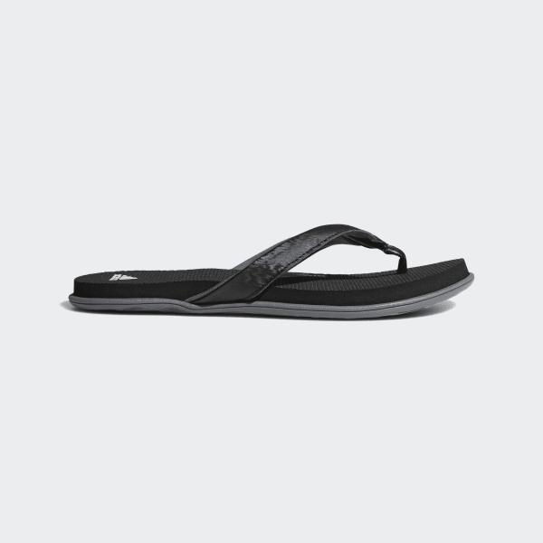Cloudfoam One Thong Sandals Black B41746