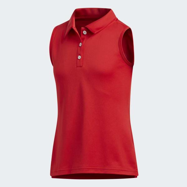 Tournament Polo Shirt Red CD3730