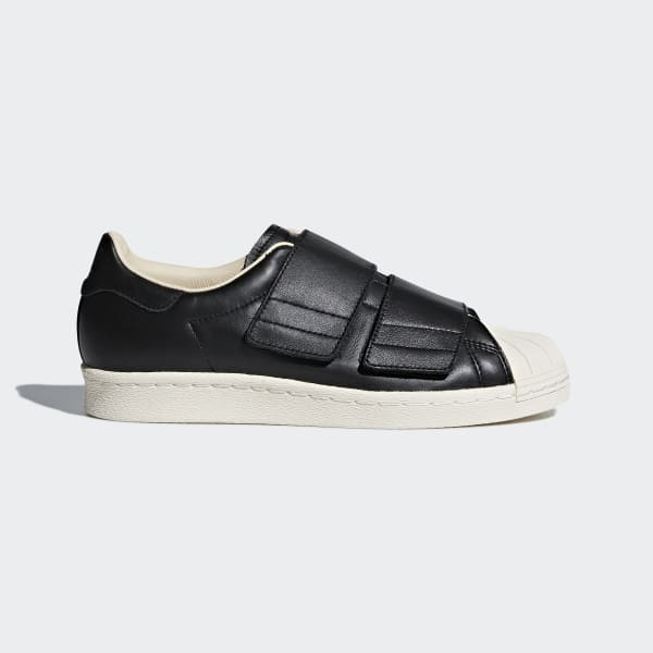 Superstar 80s CF Schoenen zwart CQ2448