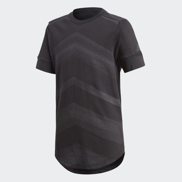 T-shirt ID Lightweight noir CF6404
