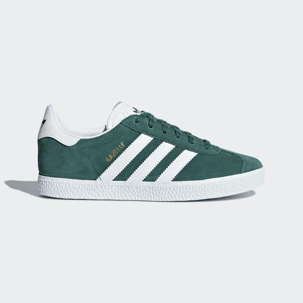 Chaussure Gazelle vert AQ1122