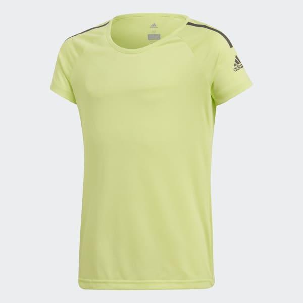 Camiseta Training Cool Amarillo CF7168