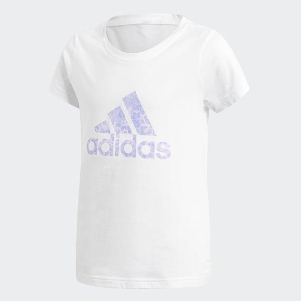 Essentials Performance Logo T-shirt wit CF7288