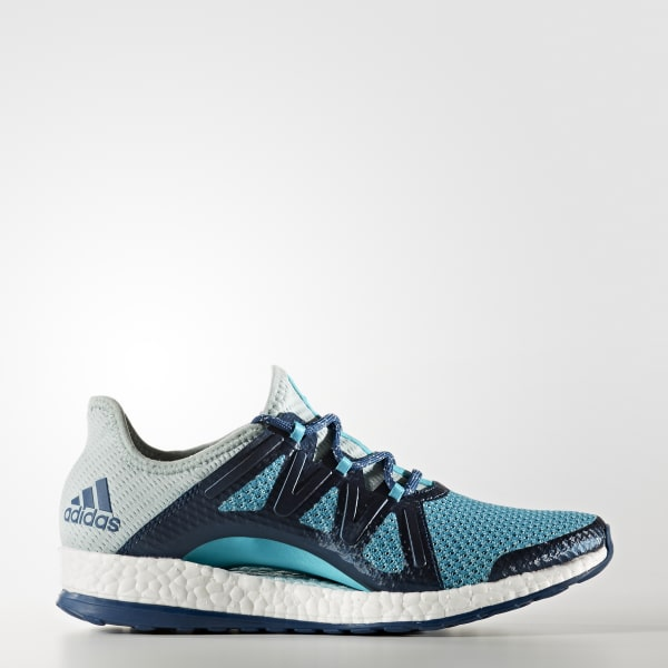PureBOOST Xpose Shoes Blue BA8272