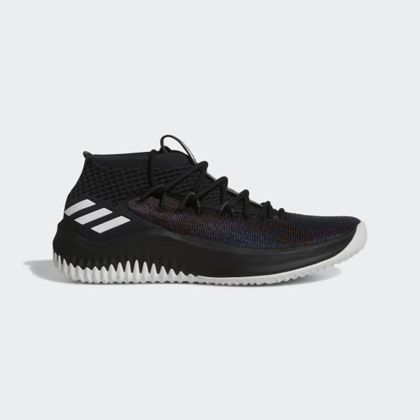 Dame 4 Shoes Black CQ0477