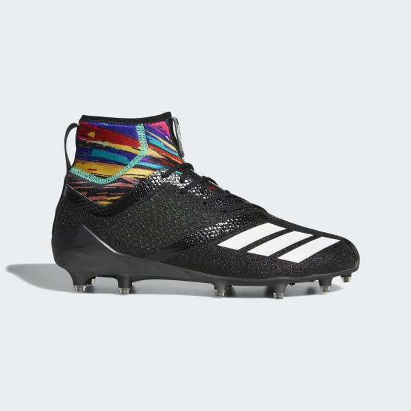 Adizero Cleats Black B27974