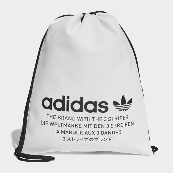 adidas NMD Gym Sack White DH4417