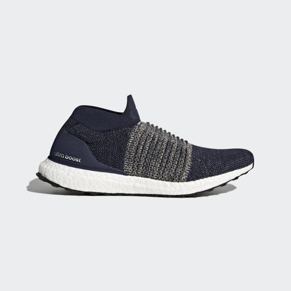 UltraBOOST Laceless Schuh blau BB6135