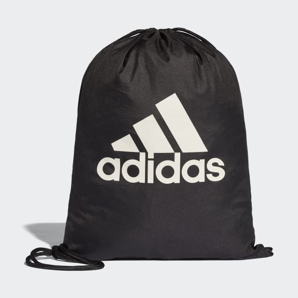 Performance Logo Gym Bag Black BR5051