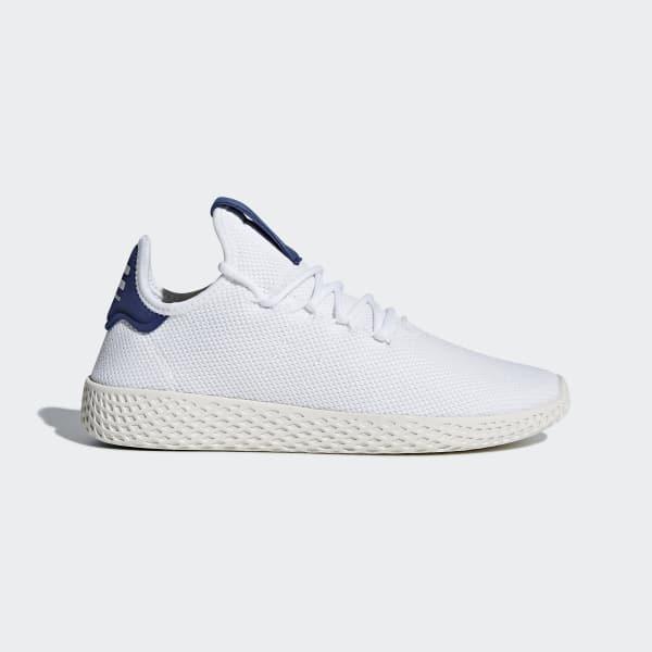 Pharrell Williams Tennis Hu Shoes White DB2559