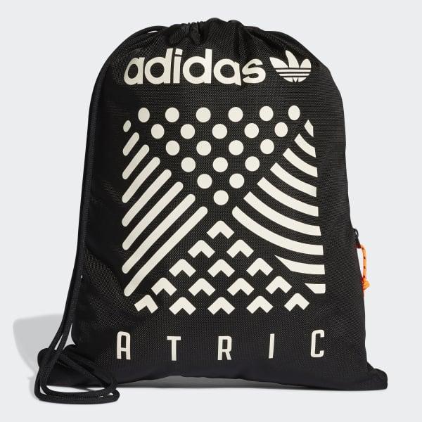 Atric Sportbeutel schwarz DH3270