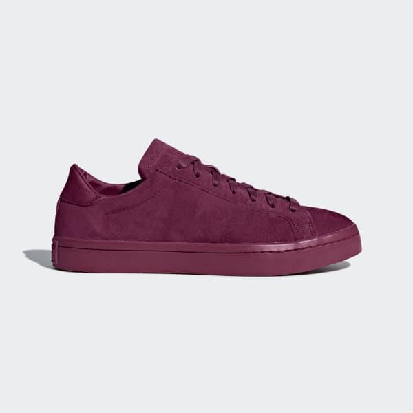 Chaussure Court Vantage rouge CQ2567
