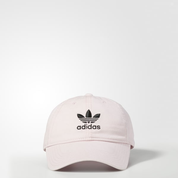 Originals Relaxed Strap-Back Hat Pink BH7140
