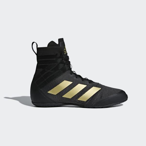 Speedex 18 Boksschoenen zwart AC7153