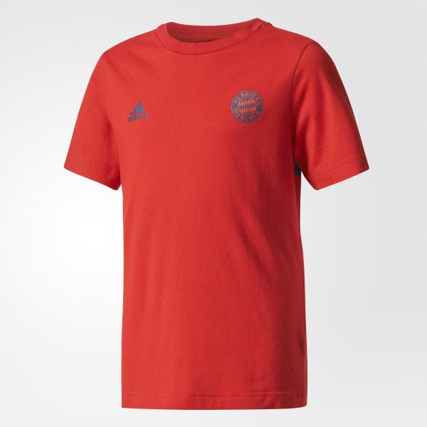 T-shirt FC Bayern München Rosso CE8979
