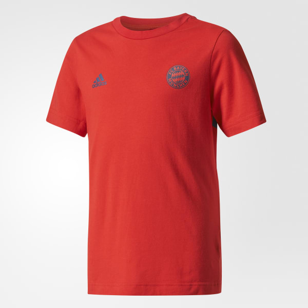 T-shirt FC Bayern Munich rouge CE8979