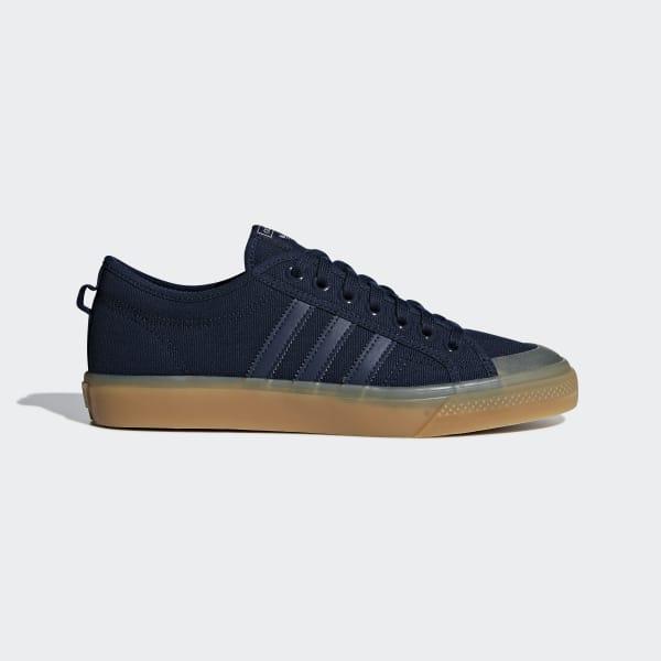 Nizza Schuh blau B37865