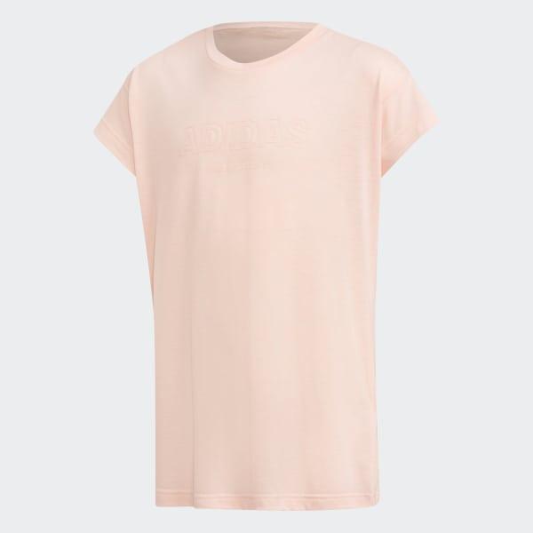 All Caps T-Shirt rosa DJ1328