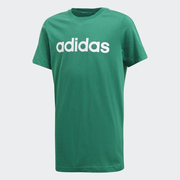 T-shirt Essentials Linear Verde CF6574