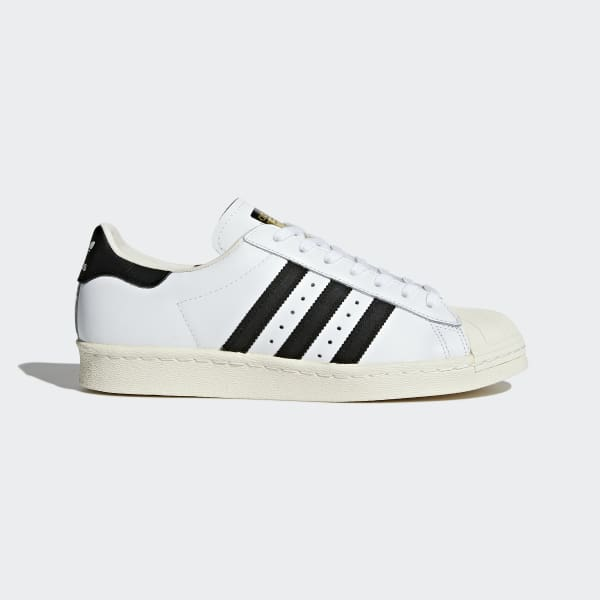Superstar 80s Shoes White G61070