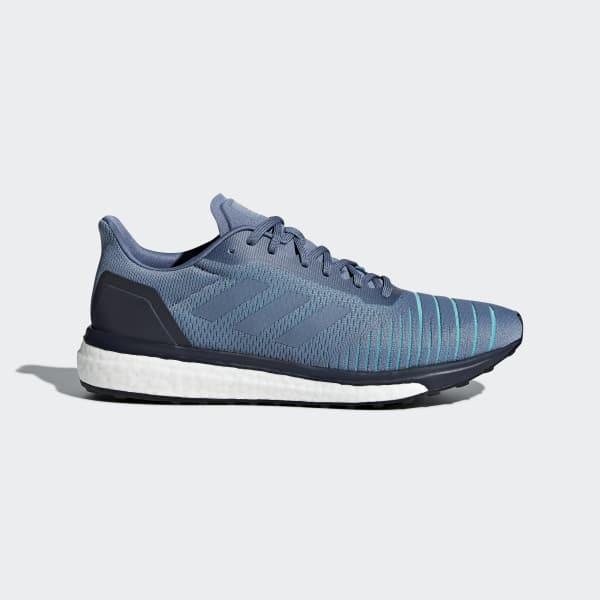 Chaussure Solar Drive bleu AC8133