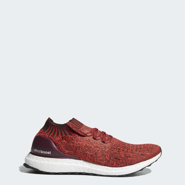 UltraBOOST Uncaged Shoes Red BY2554