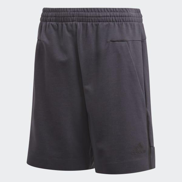 adidas Z.N.E. Remix Shorts Grey CF6477