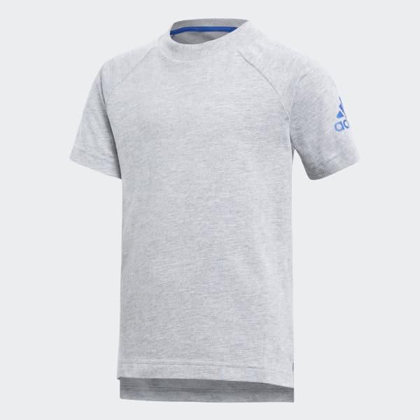T-shirt Little Boys Cotton Grigio CF6606