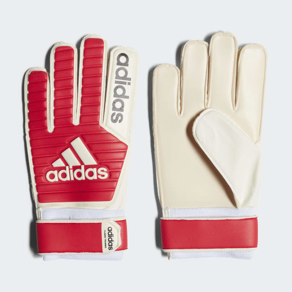 Gants Classic Training rouge CF0105