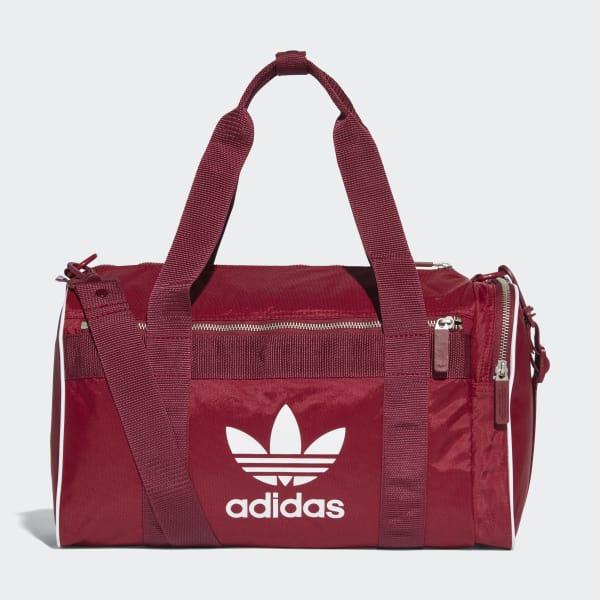 Bolsa de viaje mediana Rojo CW0615