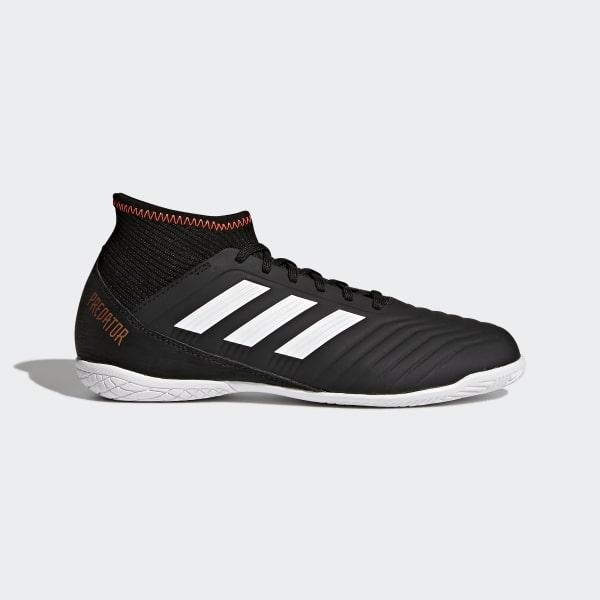 Predator Tango 18.3 Indoor Shoes Black CP9076