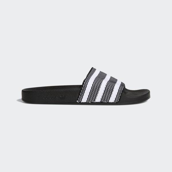 adilette Slides Black BB0118