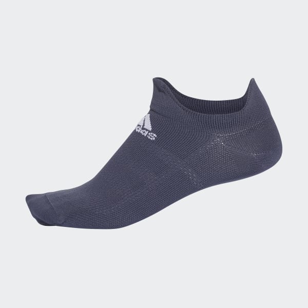 Alphaskin Ultralight No-Show Socks Blue CF3469