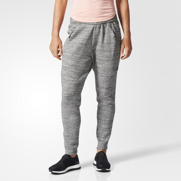 Pantalón adidas Z.N.E. Travel Gris S98388