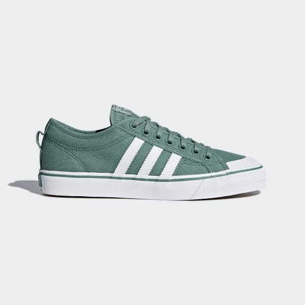 Nizza Schuh grün CQ2329