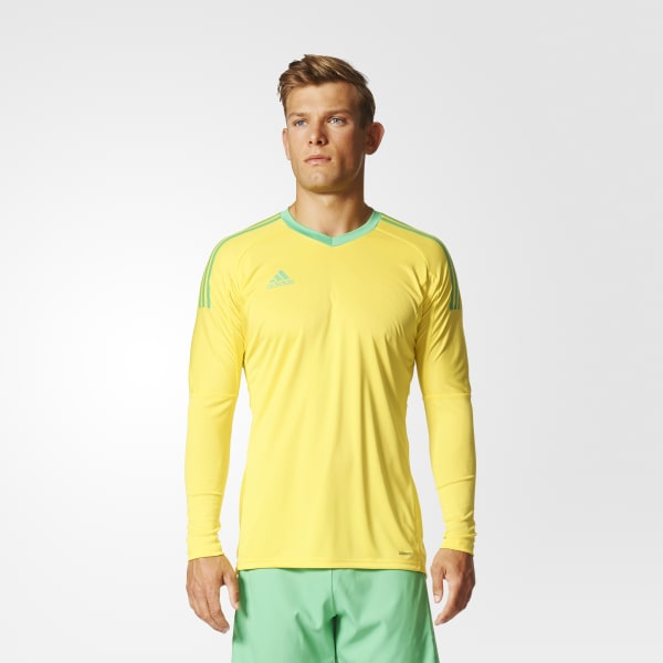 Revigo 17 Goalkeeper Jersey Yellow AZ5396
