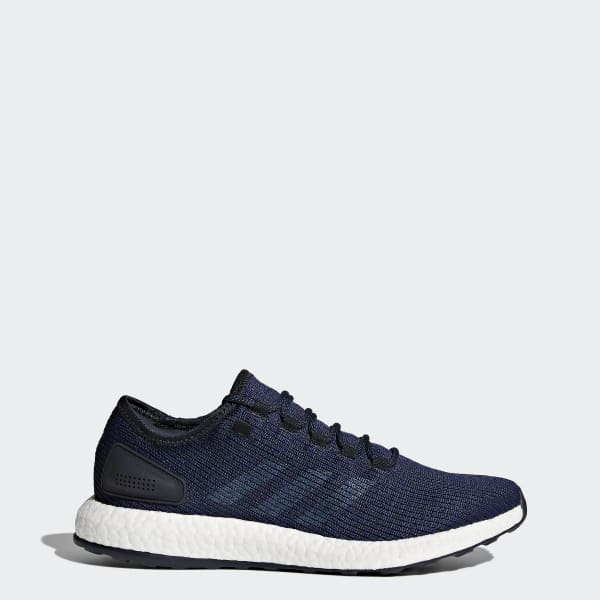 Pure Boost Shoes Blue BA8898
