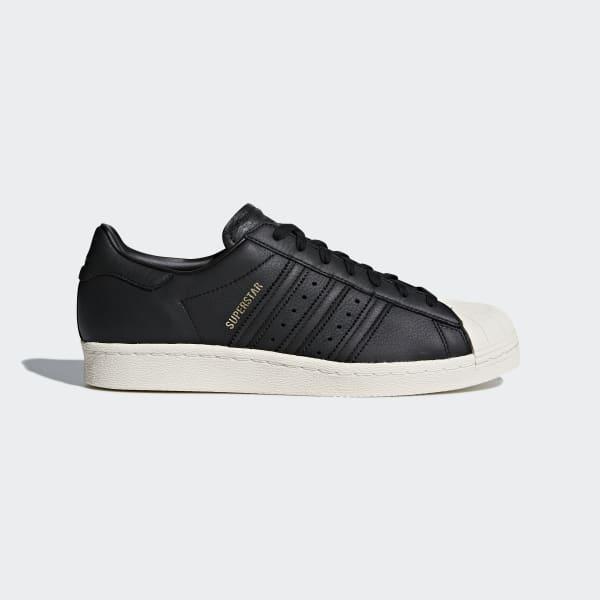 Superstar 80s Schoenen zwart CQ2656