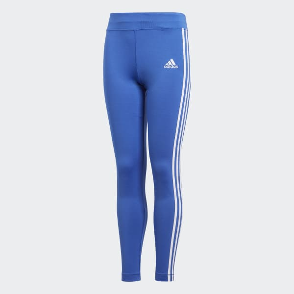 Training Gear Up 3-Streifen Tight blau DJ1114