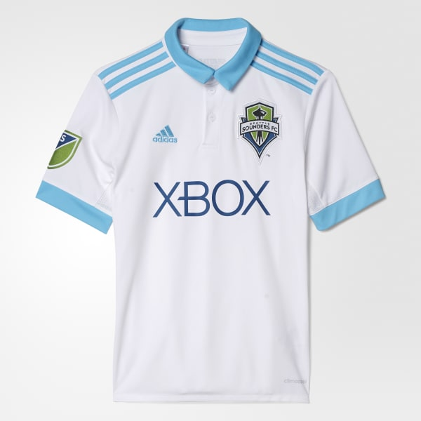 Sounders Away Jersey White AY7518