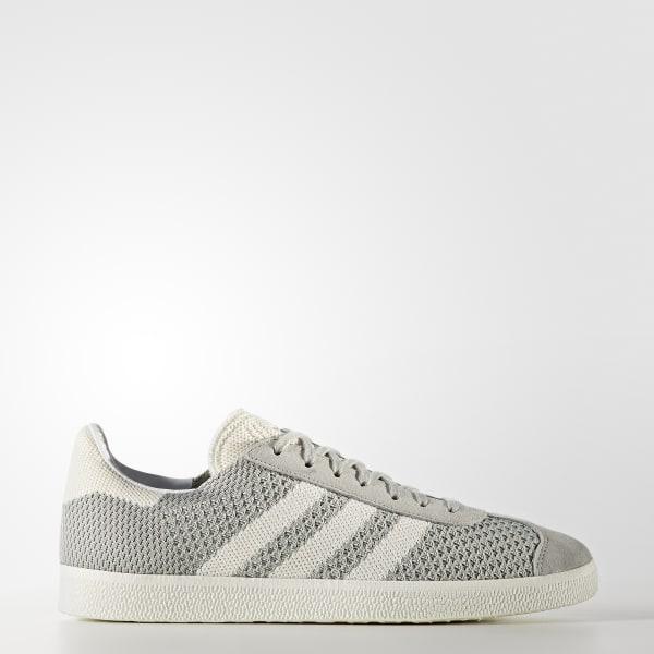 Gazelle Primeknit Shoes Grey BZ0004