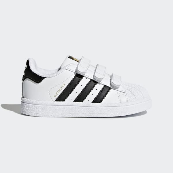 Chaussure Superstar blanc BZ0418