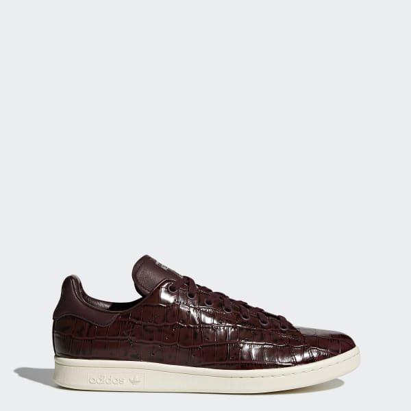 Stan Smith Schuh rot BZ0454