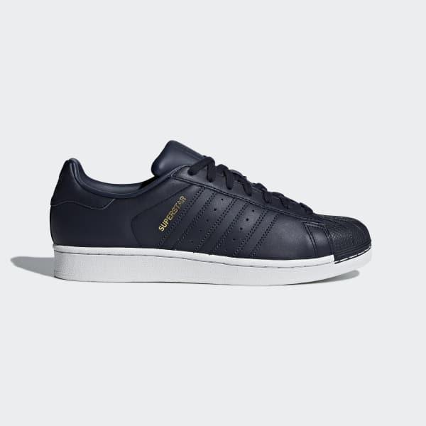 Superstar Shoes Blue CM8072