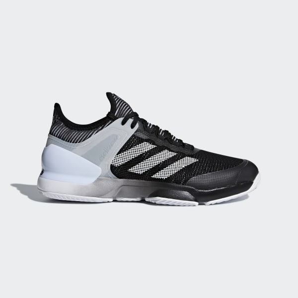 adizero Ubersonic 2.0 Clay Shoes Black CM7746