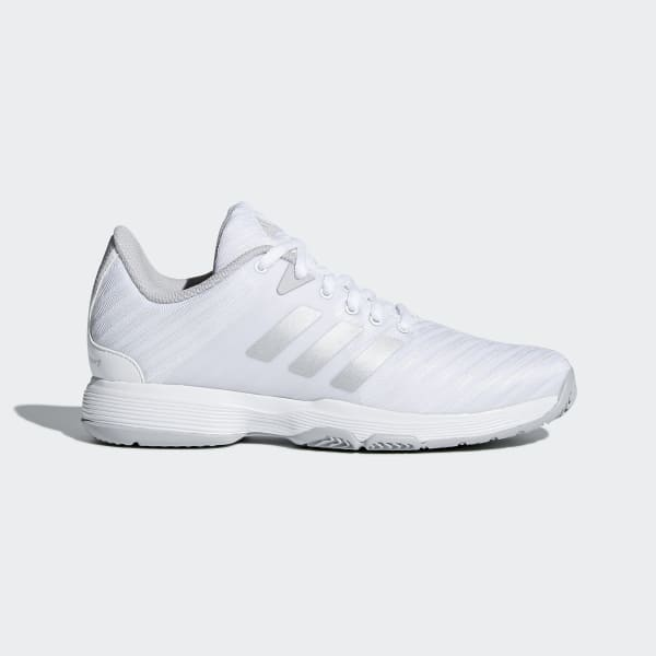 Barricade Court Shoes White DB1746