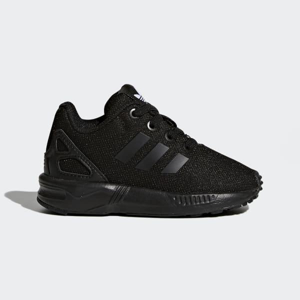 ZX Flux Shoes Black AF6260