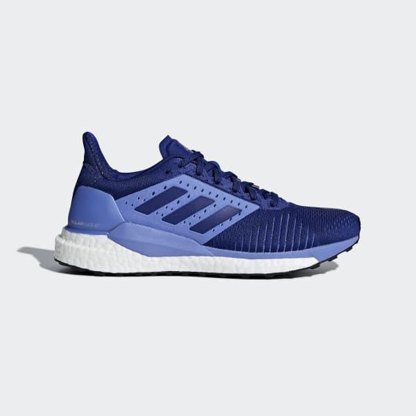 Solar Glide ST Shoes Blue BB6614
