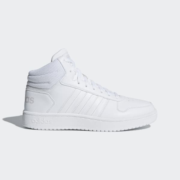 Hoops 2.0 Mid Shoes White B42099